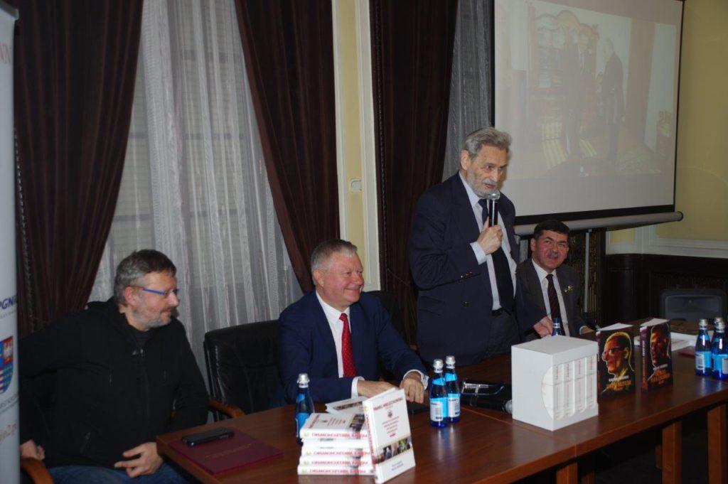 VI-te Walne Zebranie Członków Instytutu Historycznego NN im. Andrzeja Ostoja Owsianego